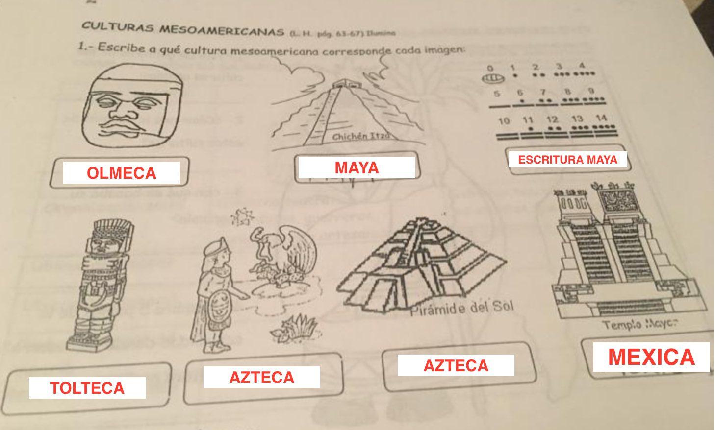 culturas-mesoamericanas